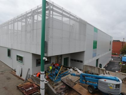 AMPC nears completion
