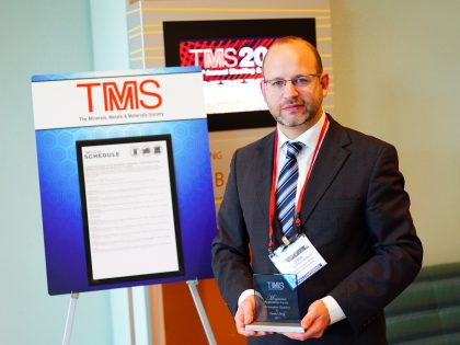 TMS award presented to LiME Spoke
